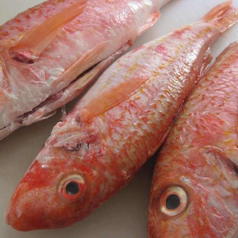 Precio Salmonetes frescos de Galicia, 1kg