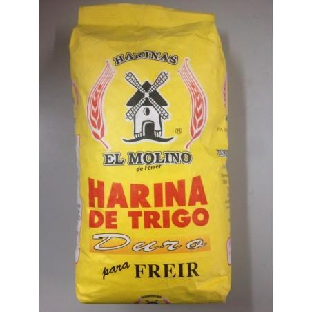 Precio harina de trigo duro