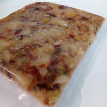 Carne de Nécora, 500 g.