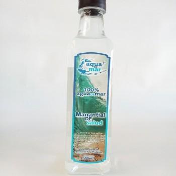 Botella de Agua de Mar