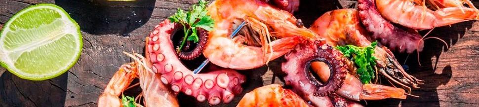 Comprar mariscada de Galicia en su propio domicilio